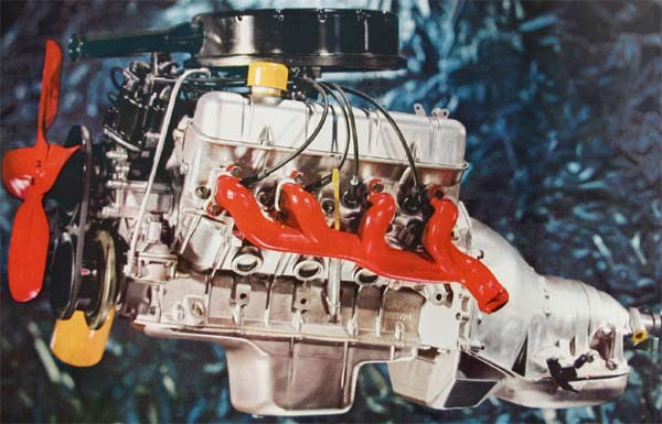 rover v8, the american connection